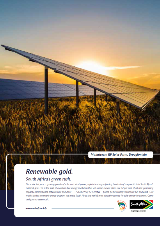 renewable gold